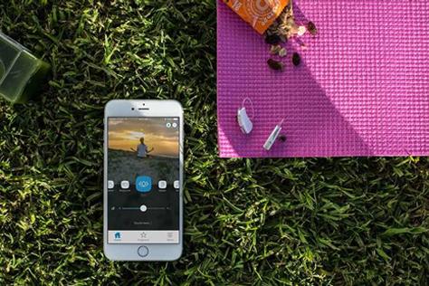 התאמת מכשיר שמיעה לסמארטפון