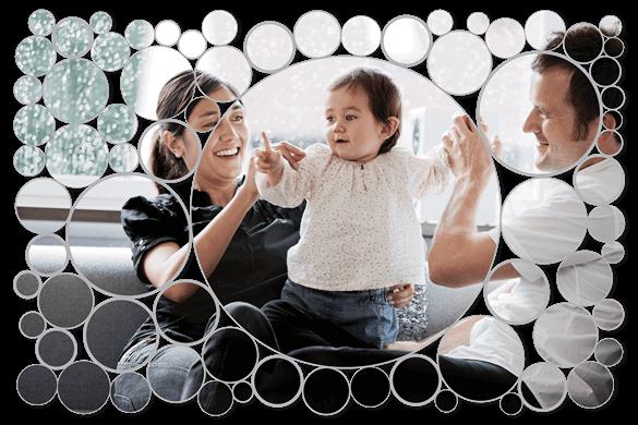 מכשיר שמיעה לתינוקות - דגם Baby 440