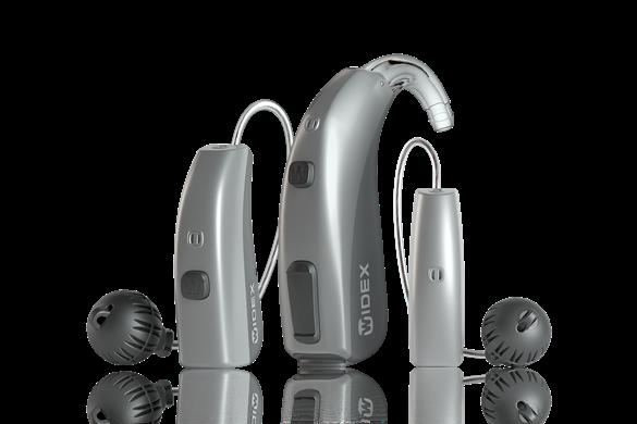 מכשירי שמיעה נוחים של חברת Widex