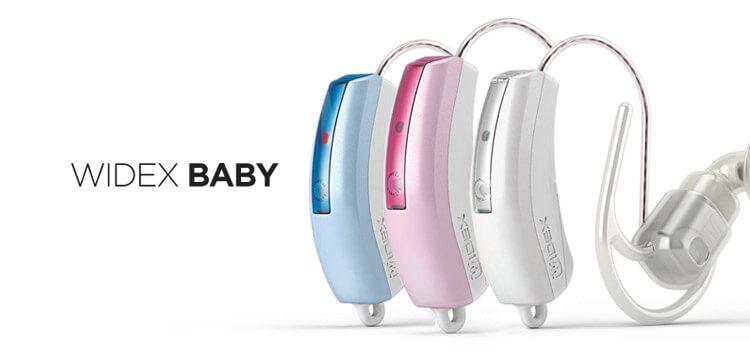 מכשיר שמיעה מיוחד לתינוקות - דגם Baby 440