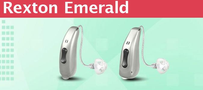מכשיר שמיעה דגם emerald