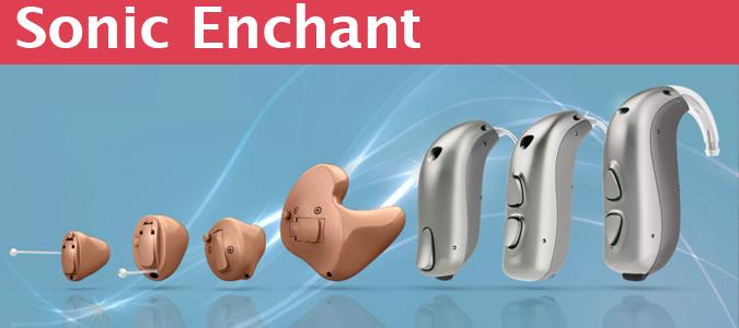 מכשיר שמיעה דגם Enchant