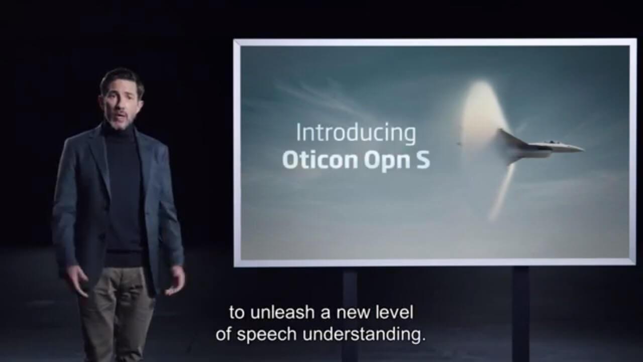 מכשיר שמיעה דגם Oticon Opn S