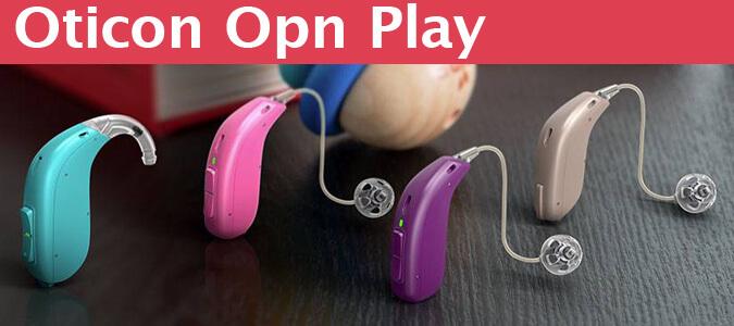 מכשיר שמיעה דגם Opn Play