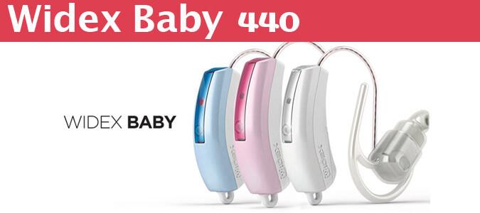 מכשיר שמיעה דגם Baby 440