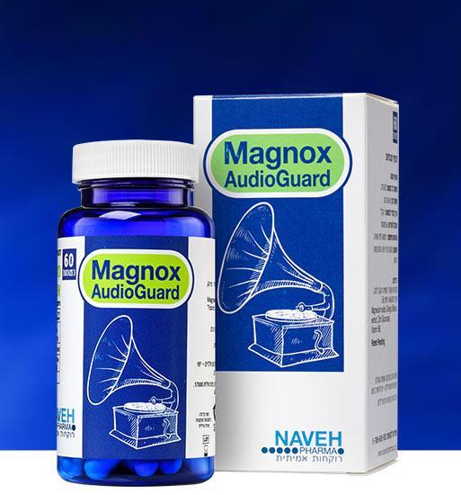 תוסף מגנזיום מרוכז - מגנוקס 520