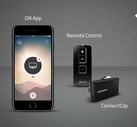 Oticon Connect Clip