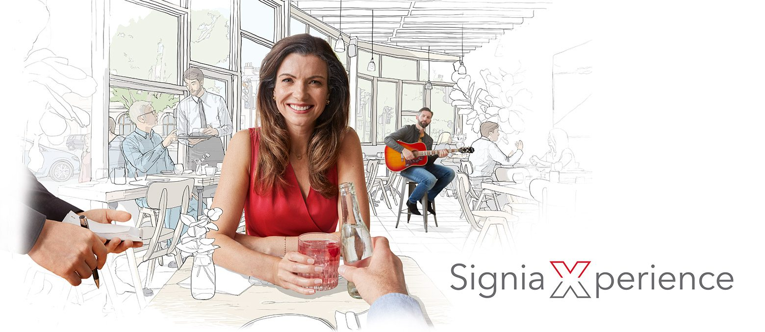 Signia Xperience מעבד הקול המהפכני