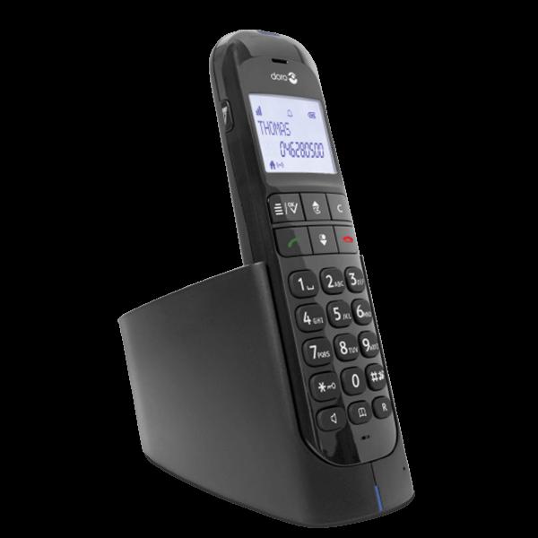 טלפון אלחוטי מוגבר לכבדי שמיעה Magna 2000