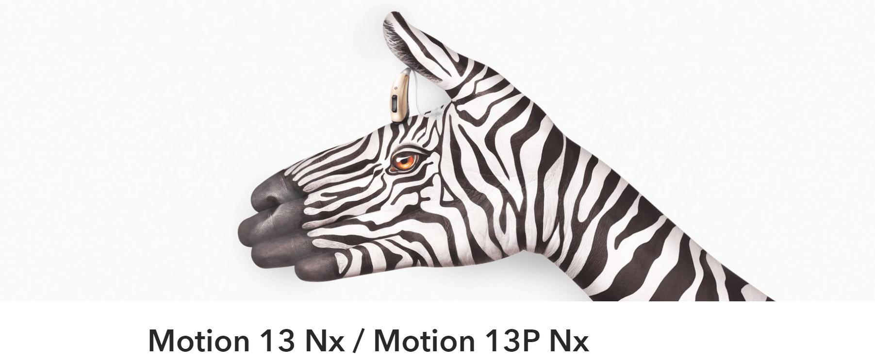 Motion 13-Nx / P Nx