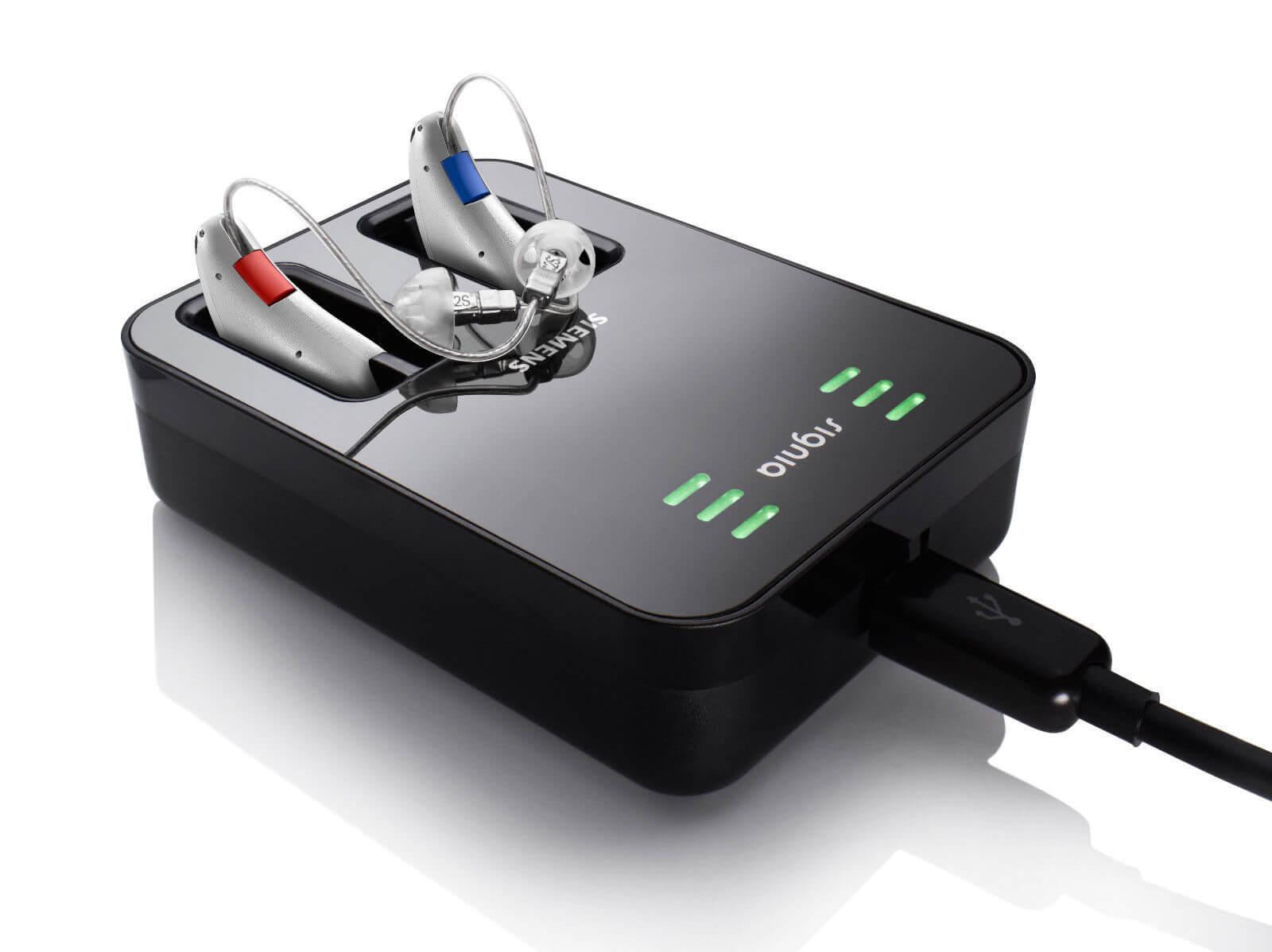 מכשיר שמיעה נטול סוללות - SIGNA Cellion