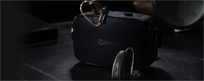 מכשיר שמיעה WIDEX MOMENT